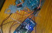 Contrôler un bras robotisé à l'aide d'Arduino, 1Sheeld et un Android Smart Phone