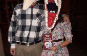 Adam et Barbara Maitland Costumes de BeetleJuice !
