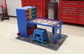 Station de création Lego portable