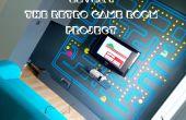 NIVEAU 1 - le projet de salle de jeux rétro