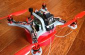 Comment j'ai construit ce 200mm Mini H Quad Copter