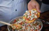 Comment faire le Ceviche de poisson