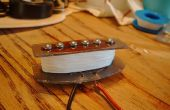 Faire une guitare Pickup