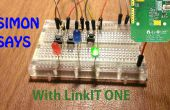 Simon dit avec LinkIT ONE