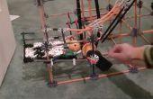 K ' NEX boulier Coolcreation (construite par un enfant de 7 ans)
