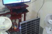 Banque de puissance solaire - PORTABLE