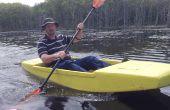 Seafoam Kayak, l'insubmersible mousse Kayak n'importe qui peut construire, 16 livres et huit pieds de plaisir