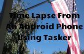 Comment créer un Time-lapse sur Android