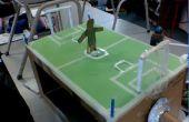 Comment faire un mouvement de joueur de foot