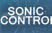 Contrôle Sonic