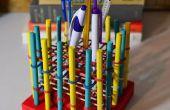 Support de crayon/stylo élastique