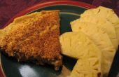 Maïs et oignon Frittata - rapide à préparer, les cuisiniers pendant que vous êtes absent