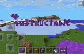 Comment faire une batterie automatique de Cactus sur Minecraft PE