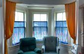 Rideaux de fenêtre en baie de 7,25 $!