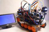 MARS--Rover multifonctionnel autonome (FPV)