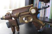 Pistolet Nerf Steampunked