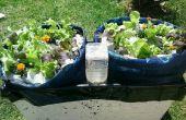 Le plus simple soi arrosage jardin de récipient pour les légumes ou même des arbres