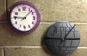 Horloge DIY de Star mort