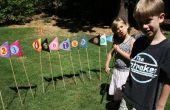 Pair pour les drapeaux de Golf Course - pour les enfants