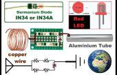 Comment faire un RF électrostatique détecteur ou détecteur de fantôme