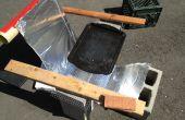 Cuiseur solaire parabolique maison