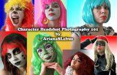 Headshot Photography de caractères