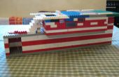 Construire une maison Hamster Lego !