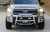 Installer OffRoad LED FogLight Toyota Tundra 2014-up