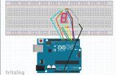 7 segments sur Arduino