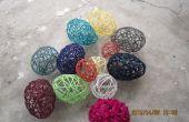 Boules de laine
