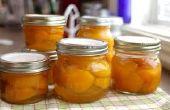 Comment conserver des fruits à l'aide de la mise en conserve maison