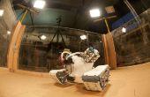 Swarmscapers : Impression 3D Mobile autonome Robots