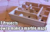 Comment faire un labyrinthe/labyrinthe en marbre