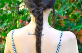 Comment faire une Fishtail Braid base