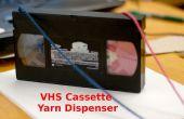 Distributeur de fil de Cassette VHS !