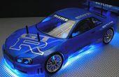 Effets de sol LED kit pour votre voiture