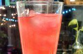 Grenade thé vert lime - boissons glacés, glaçons ou popsicles