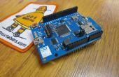 Comment mettre à jour le firmware de votre shield Arduino wifi (pas 101)