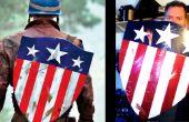 Moins de $20.oo la seconde guerre mondiale, Captain America bouclier
