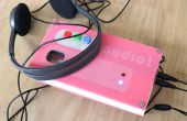 Serveur audio et enregistreur avec Intel Edison