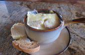 Soupe à l'oignon Français classique