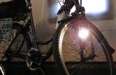 Système d'éclairage à peu de frais, lumineux et simple