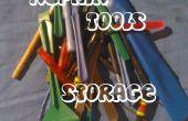 Réparation outils stockage