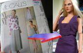 Traduire un modèle de vêtements aux proportions de la poupée