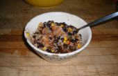 Mec alimentaire : Jambalaya crevettes en 10 minutes * et 10 mâles **