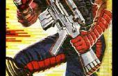 Création d'un bracelet d'avant-bras de GI Joe Cobra Viper pour cosplay