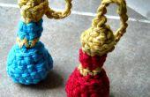 Crochet de Mana et bouteille de Potion de santé