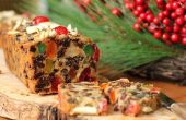 Sain et frais moelleux gâteau aux fruits sans utiliser le four