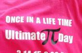 Faire des chemises de jour de PI pour la famille