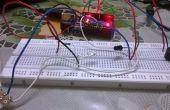 Paire de ARDUINO antivol alarme utilisant émetteur-détecteur infrarouge